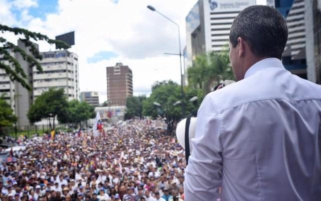 Guaidó buscará reanudar diálogo con régimen de Maduro - Juan Guaidó Venezuela