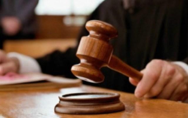 Exmando ligado a García Luna comparecerá este miércoles ante el juez Cogan en NY - Juez dictando sentencia. Foto de La Gaceta