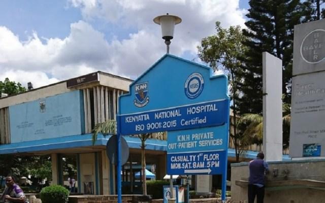Mueren 11 bebés por supuesta infección bacteriana en Kenia - Kenyatta National Hospital. Foto de Sharon Kandie / Google Maps