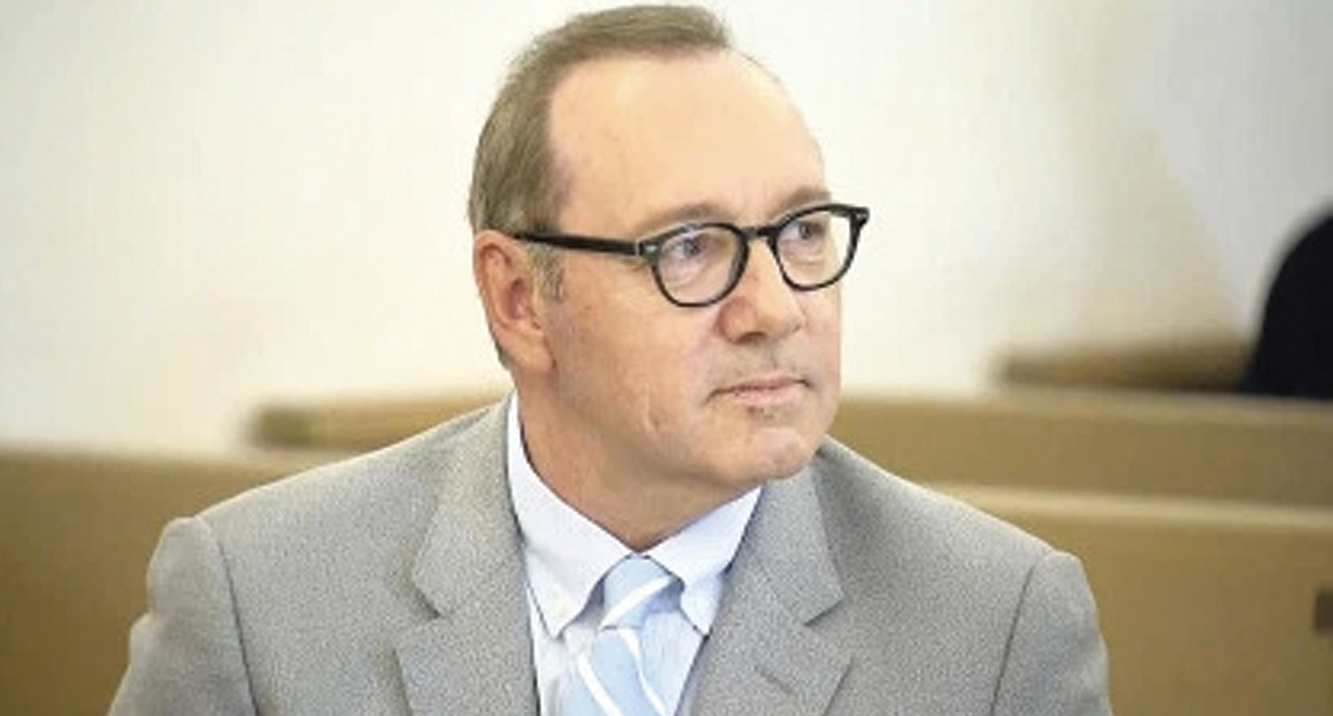 Retiran cargos de agresión sexual contra el actor — Kevin Spacey