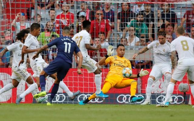 Nueva derrota del Real Madrid en pretemporada - Foto de EFE