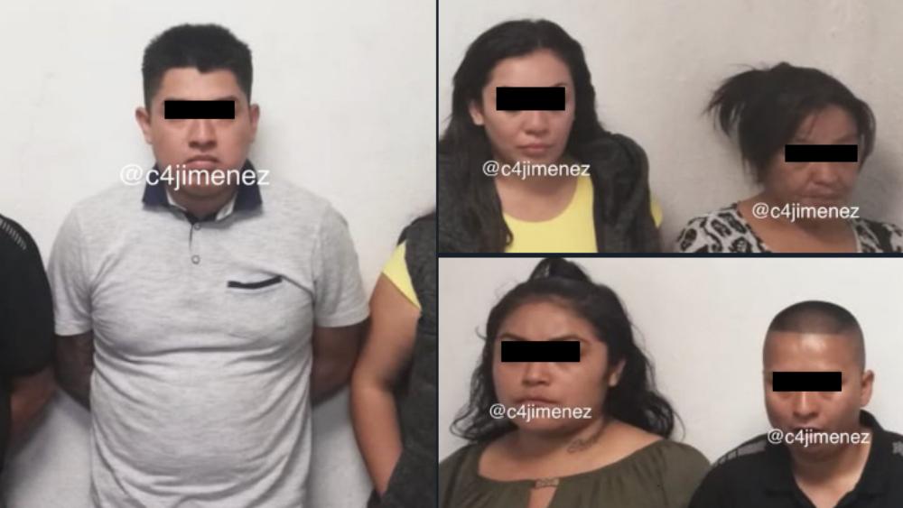 Capturan a presuntos distribuidores de droga de La Unión. Noticias en tiempo real