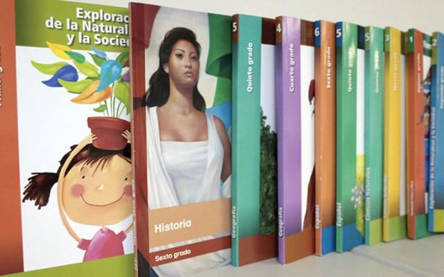 AMLO confía que libros de texto estén a tiempo - Foto de internet