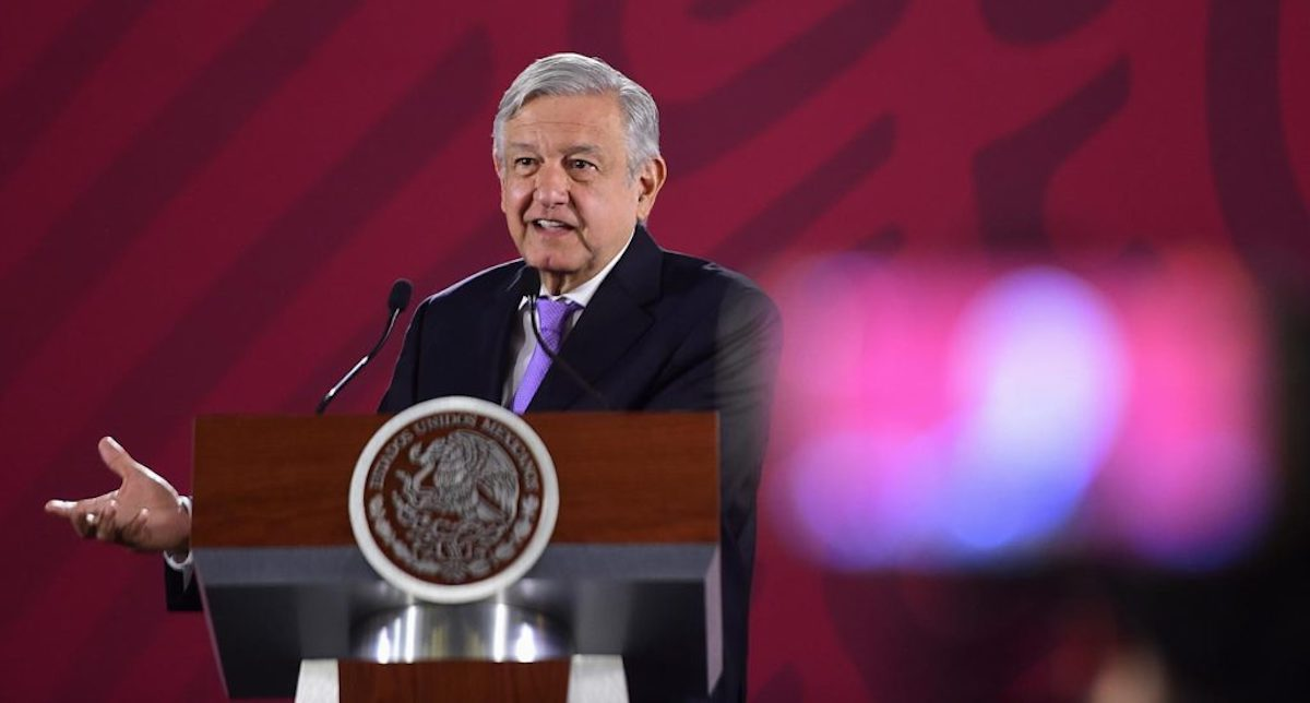 López Obrador plantea que Banxico reduzca tasa de interés