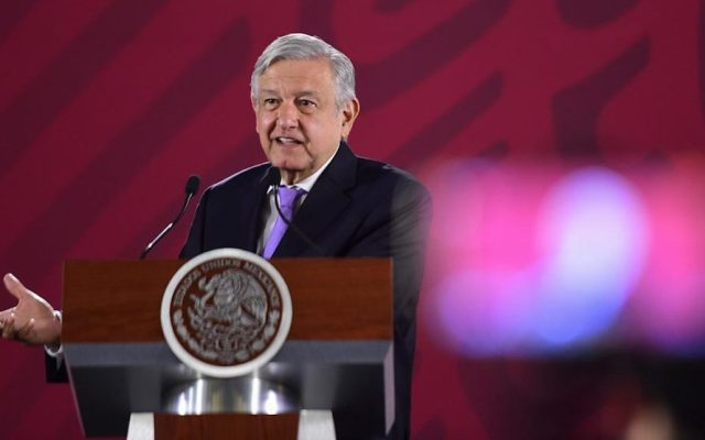 López Obrador plantea que Banxico reduzca tasa de interés - Andrés Manuel López Obrador. Foto de gob.mx/presidencia