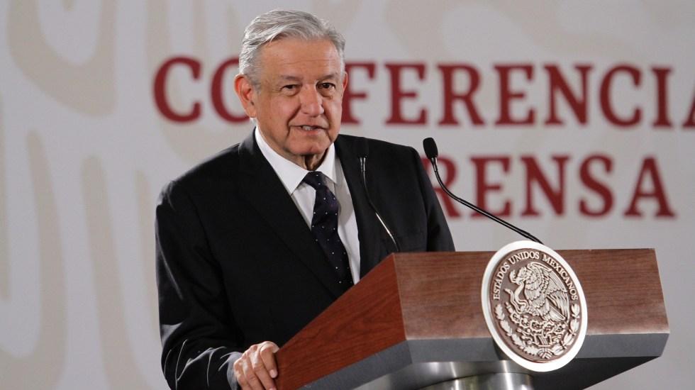 Conferencia de AMLO (16-07-2019) - 90715012. México, 15 Jul 2019. (Notimex-Guillermo Granados).- El presidente de México, Andrés Manuel López Obrador, señaló que al mantener los precios de los combustibles, ayuda a bajar la inflación, ya que si suben, afecta al resto de los precios y la inflación aumenta. México, 15 de julio del 2019.  NOTIMEX/FOTO/GUILLERMO GRANADOS/GGV/POL/4TAT/