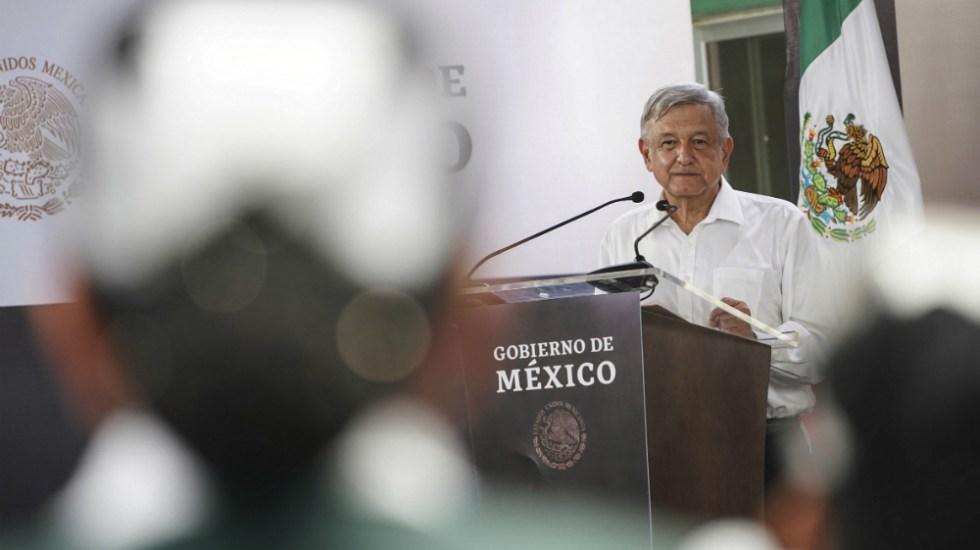 López Obrador prevé consulta sobre tema de ex presidentes - Lopez Obrador AMLO