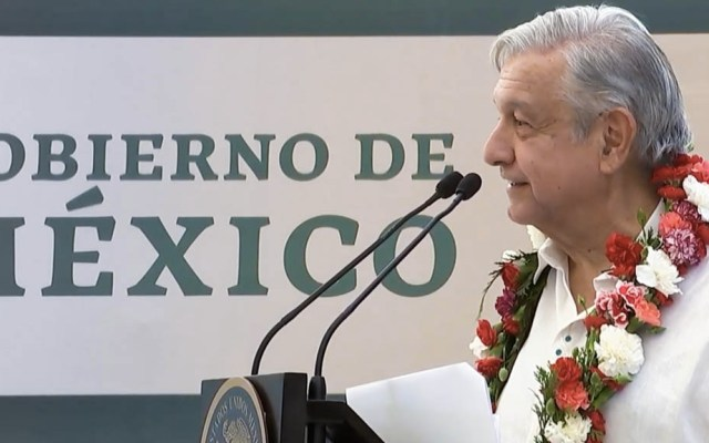 SEP rechaza validez de documento que pide aplausos para AMLO - López Obrador Chiapas documento