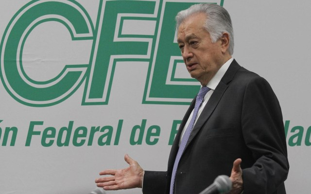 CFE no condonará pago de luz por contingencia de COVID-19 - Manuel Bartlett CFE