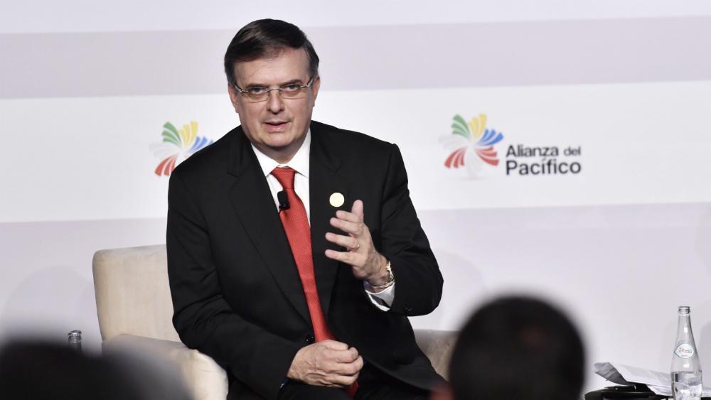 Analizan Ebrard y Lenín Moreno adición de Ecuador a Alianza del Pacífico - Foto de @A_delPacifico