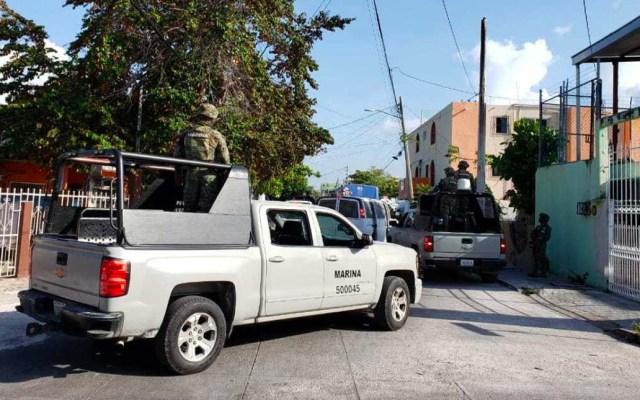 Aseguran en operativo a 60 indocumentados en hotel de Cancún - indocumentados