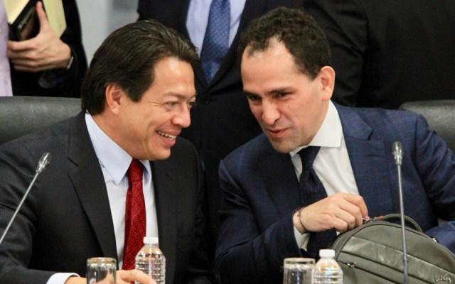 Nuevo secretario de Hacienda continuará política de austeridad: Mario Delgado - Mario Delgado
