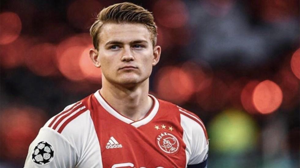 Matthijs de Ligt ya es nuevo jugador de la Juventus - matthijs de ligt