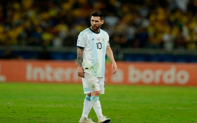 Messi ofrece disculpas a Conmebol por acusaciones de corrupción - messi disculpas conmebol