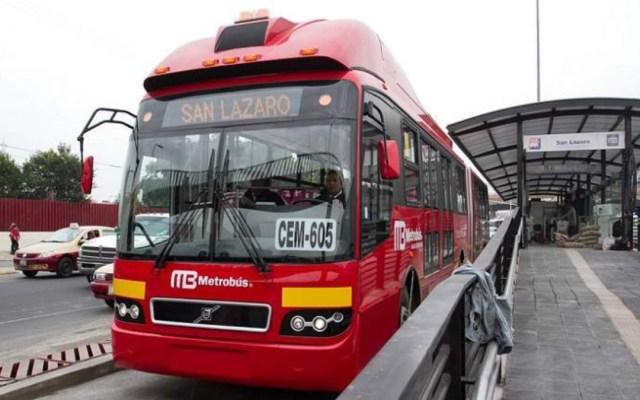 Buscan consensos con vecinos para ampliación de la Línea 5 del Metrobús - metrobús ampliación línea 5
