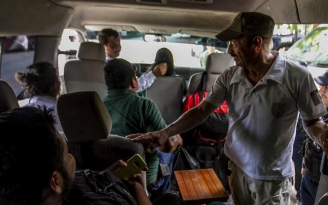 Guardia Nacional e INM buscan migrantes en hoteles de Chiapas - Foto de Notimex