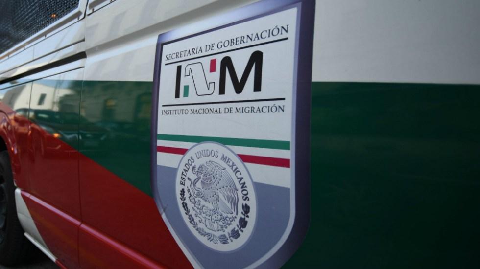 Identifica INM a 541 migrantes con estancia irregular en México - INM