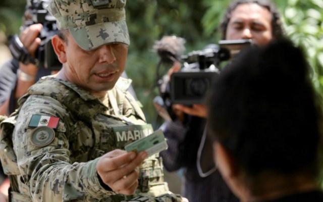 México ha recibido a 18 mil 503 migrantes que esperan asilo en EE.UU. - Foto de Notimex