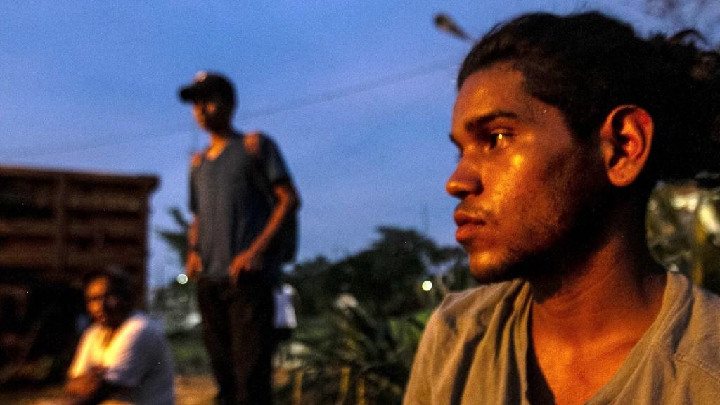 Aminorar efectos del cambio climático frenaría migración centroamericana - Migrantes en espera de La Bestia para llegar a EE.UU.. Foto de Notimex