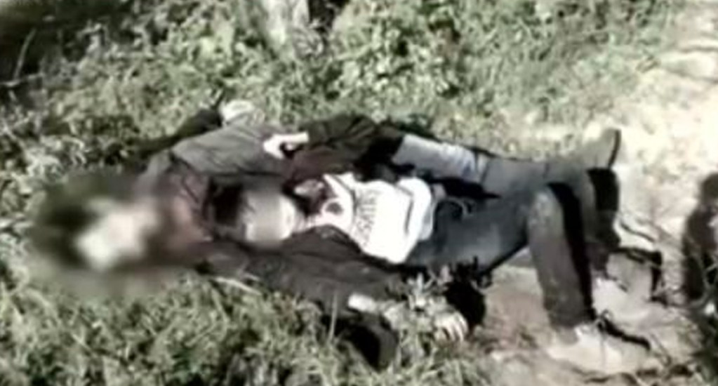 """Presuntos """"Zetas"""" matan a migrante y hieren en el cuello a menor - migrantes"""