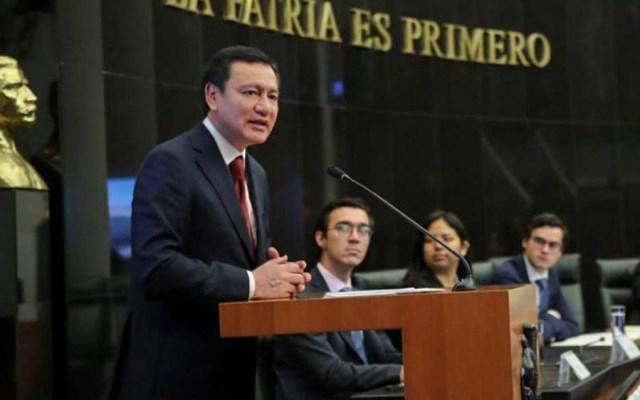 Osorio Chong rechaza acuerdo con Duarte, pero sí le recomendó dejar el cargo; pide entregar pruebas - Foto de Miguel Ángel Osorio Chong