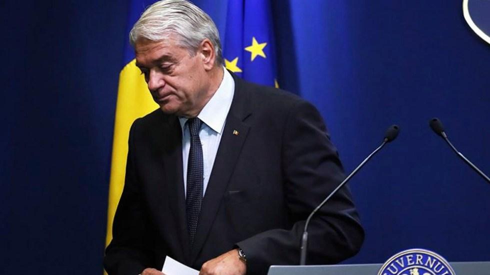 Dimite ministro del Interior de Rumania tras asesinato de menor - ministro Rumania