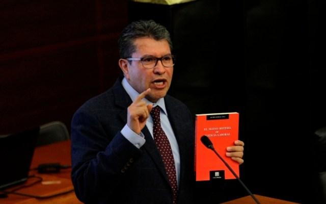 Senadores analizarán prohibir condonación de impuestos - monreal