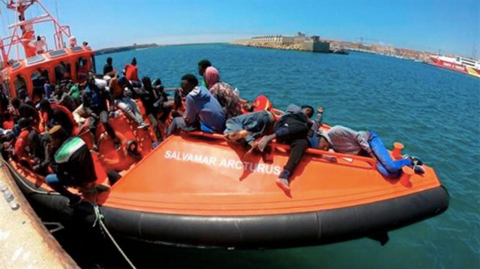 Al menos 81 migrantes desaparecidos tras naufragar su bote en Túnez - naufragio desaparecidos túnez