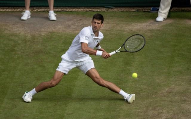 Tres de los cuatro mejores del mundo en cuartos de final de Wimbledon - Foto de Wimbledon