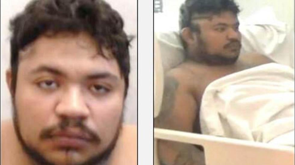 Reo peligroso huye de hospital en Oaxaca - Oaxaca reo peligroso hospital