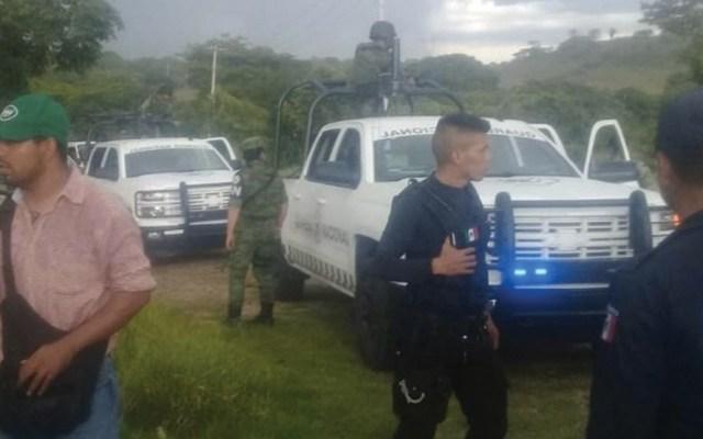 Investigan robo de casi 11 mdp de vehículo de traslado de valores en Chiapas - Foto de FGE Chiapas