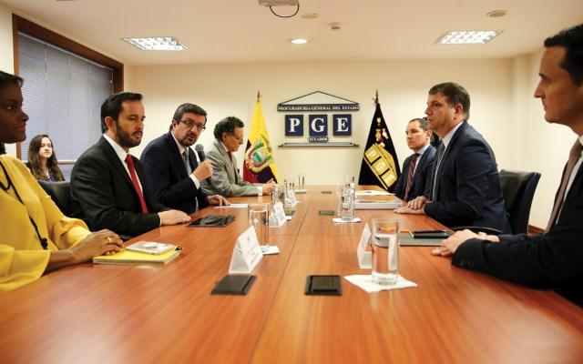 Odebrecht inicia diálogo para pagar reparaciones en Ecuador - Foto de EFE