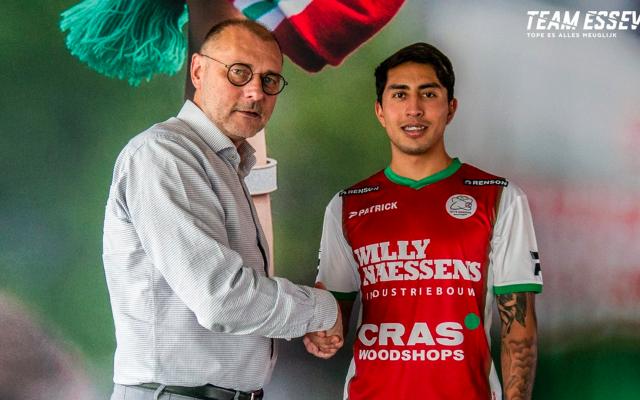 Omar Govea llega al SV Zulte Waregem de Bélgica - Omar Govea
