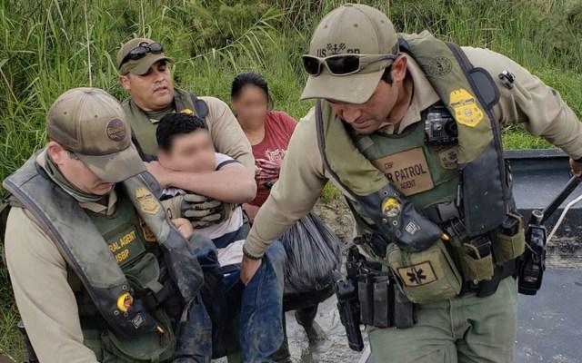 En mayo EE.UU. detuvo o devolvió a México a más de 23 mil migrantes - Asilo Patrulla Fronteriza Estados Unidos migrantes migración