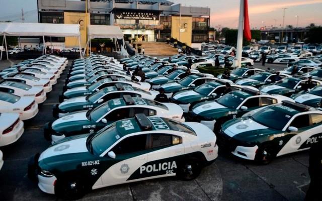 Sheinbaum entrega 91 patrullas en Venustiano Carranza - patrullas venustiano carranza