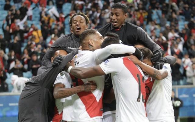 Perú elimina a Chile y pasa a la final de la Copa América - Perú Chile partido Copa América
