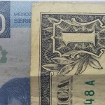 Dólar rompe techo de los 20 pesos en bancos tras primer caso de COVID-19