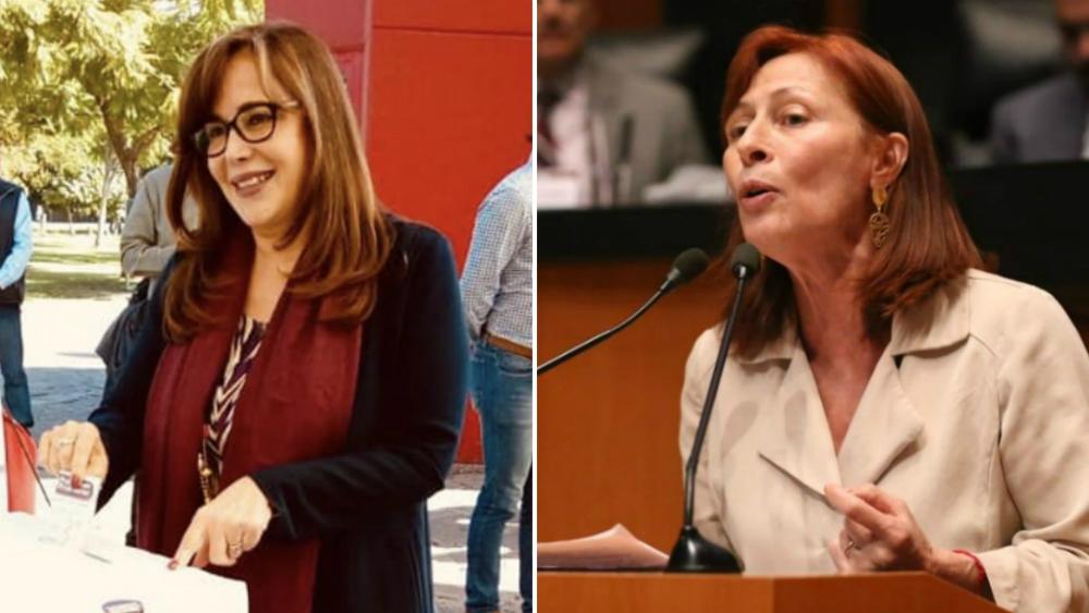 Chocan Polevnsky y Clouthier por elecciones en Baja California. Noticias en tiempo real