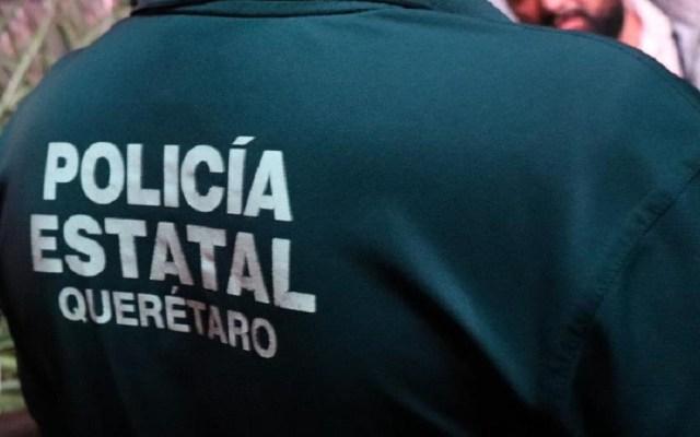 Asesinan a policías estatales de Querétaro durante cateo - Policía Estatal de Querétaro. Foto de @poesqro