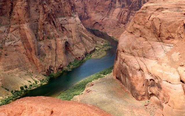 Oeste de Estados Unidos podría quedarse sin agua para el 2050 - Río Colorado. Foto de Adrille / Wikimedia Commons