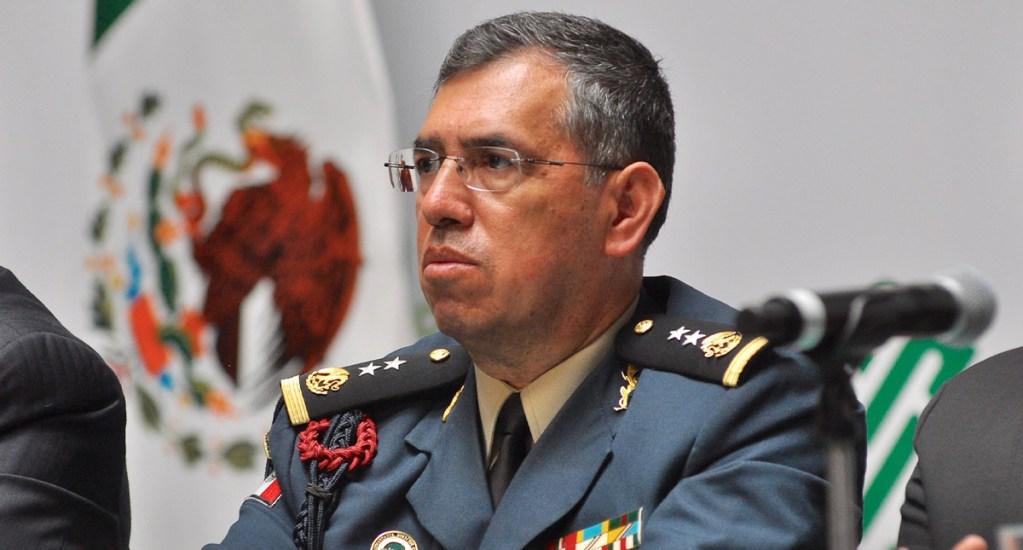 Rodríguez Bucio rinde protesta como comandante de la Guardia Nacional - Foto de Notimex