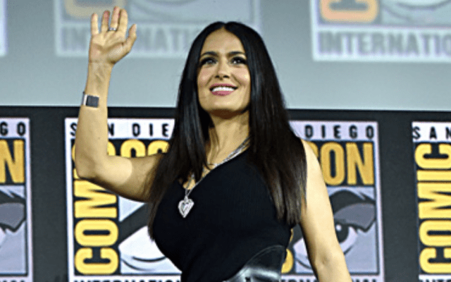 Salma Hayek se integrará al Universo Marvel - Foto de Getty Images