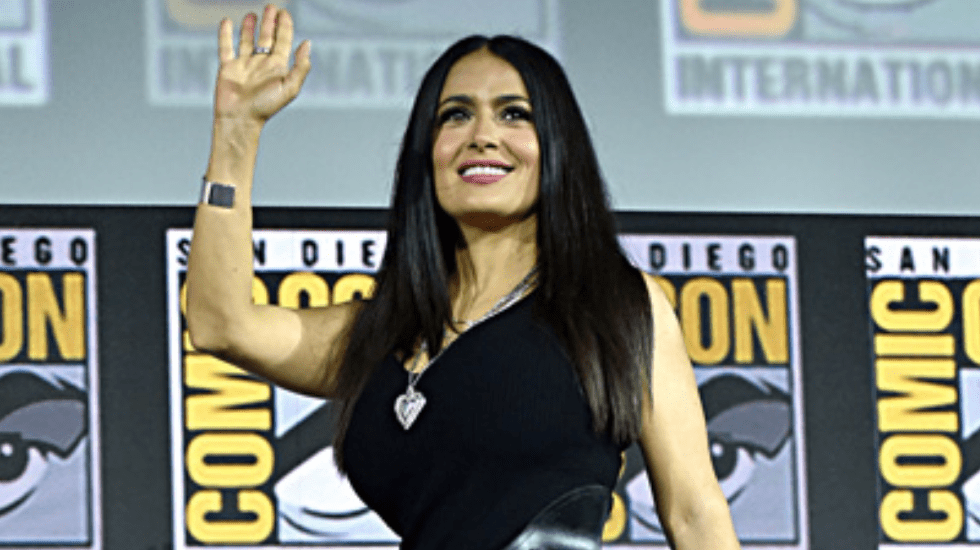 Salma Hayek se integrará al Universo Marvel - Foto de Getty Images