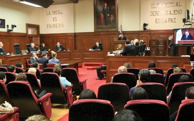 SCJN admite acciones de inconstitucionalidad contra Ley de la Guardia Nacional - scjn acciones de inconstitucionalidad guardia nacional