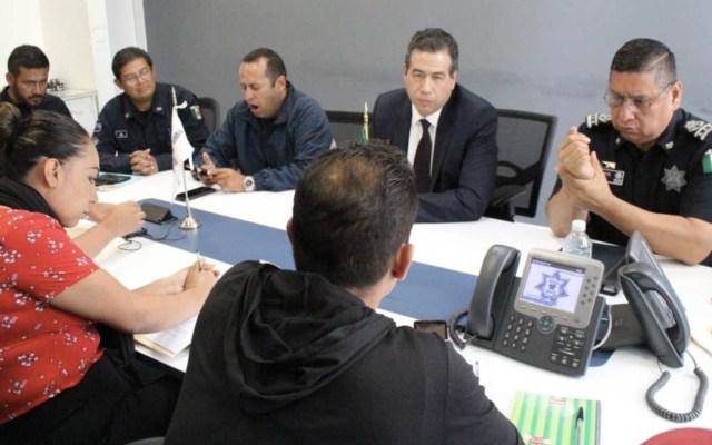 Continúa el diálogo entre SSPC y policías federales en Centro de Mando - policías federales SSPC Secretaría de Seguridad diálogo Policía Federal