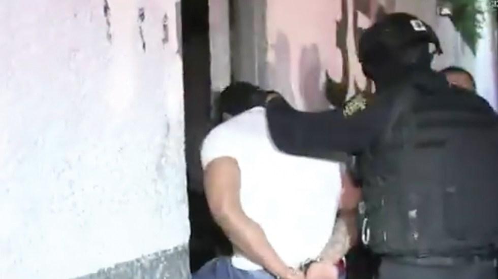 Liberan a dos coreanas secuestradas en la colonia Doctores - Captura de pantalla Telediario