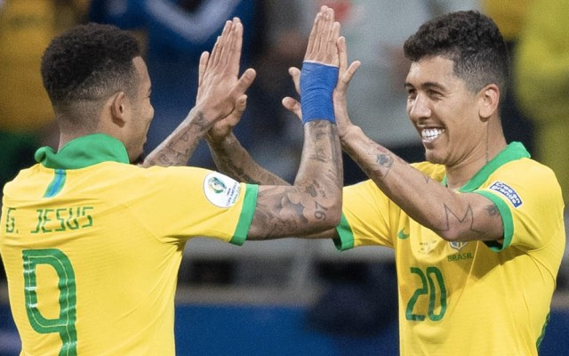 Así llega Brasil a la final de la Copa América - Selección Brasil Argentina Copa América final