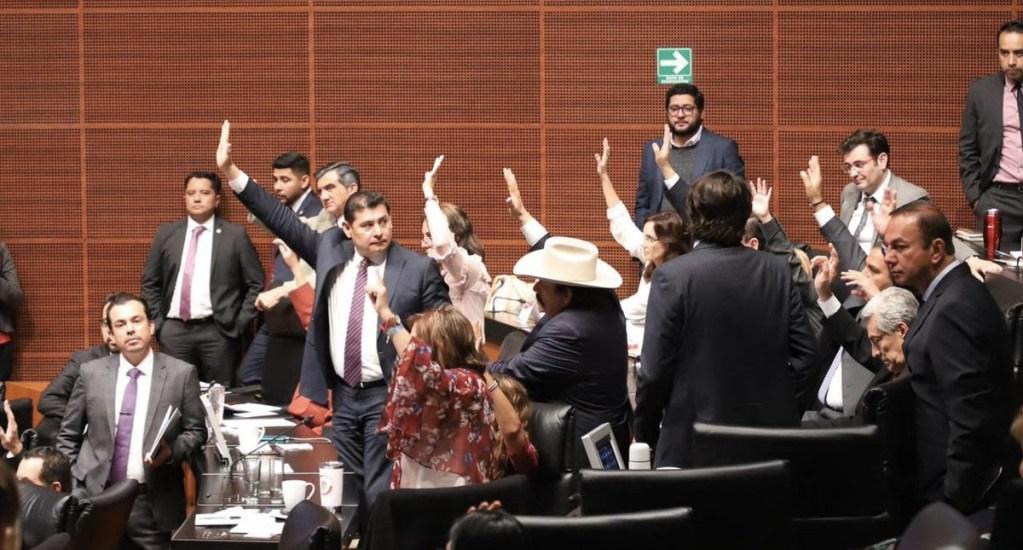 Oposición en el Senado impugnará Ley de Austeridad - Senado de la República
