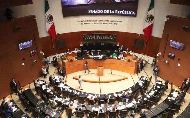 Avalan reforma sobre derechos plenos de comunidad afromexicana - Sesión del Congreso de la Unión. Foto de Canal del Congreso