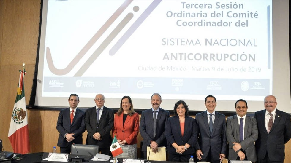 Sistema Nacional Anticorrupción aprueba formato de declaraciones 3de3 - SIstema Nacional Anticorrupción SNA